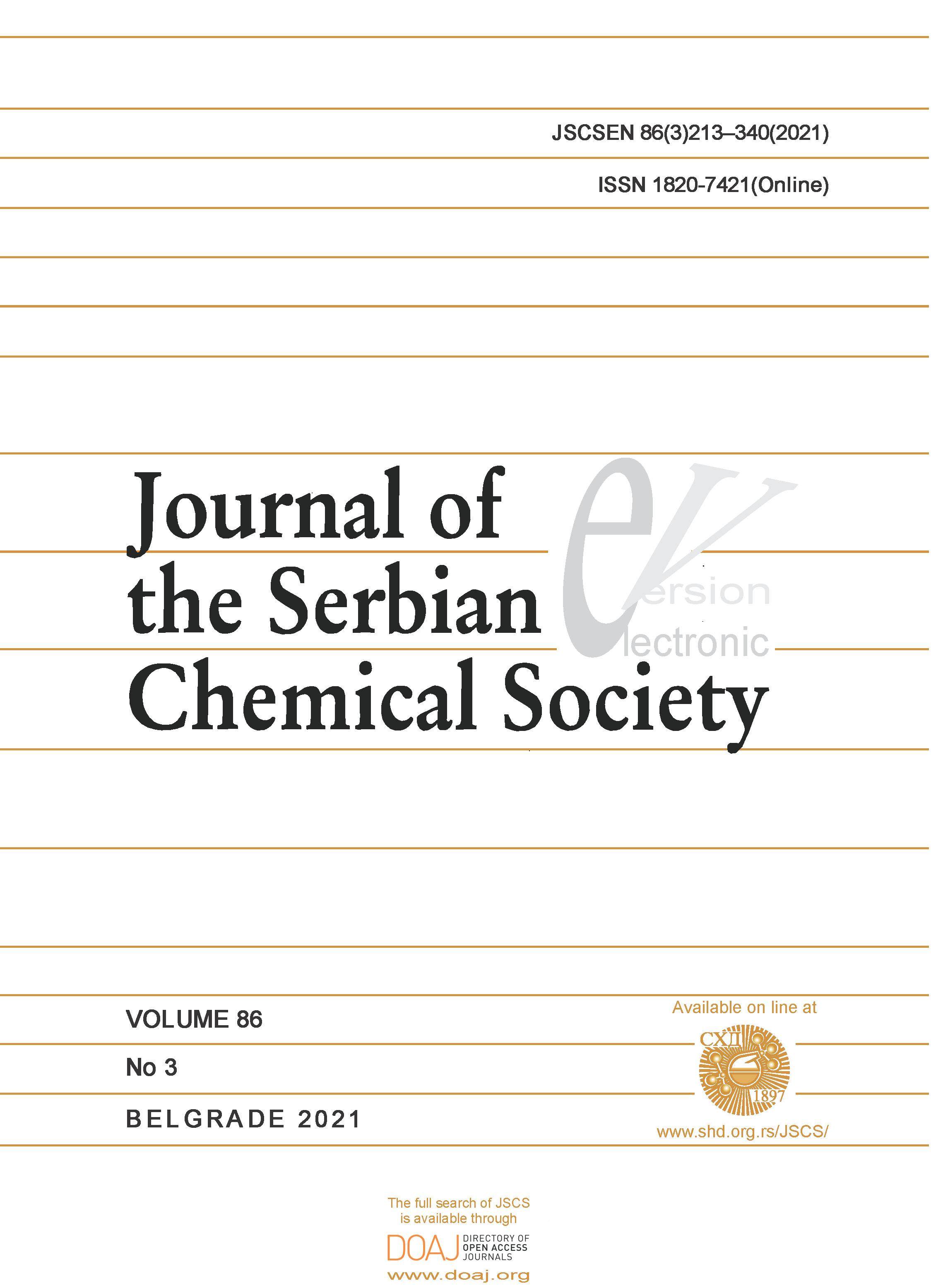 View Vol. 86 No. 3 (2021)